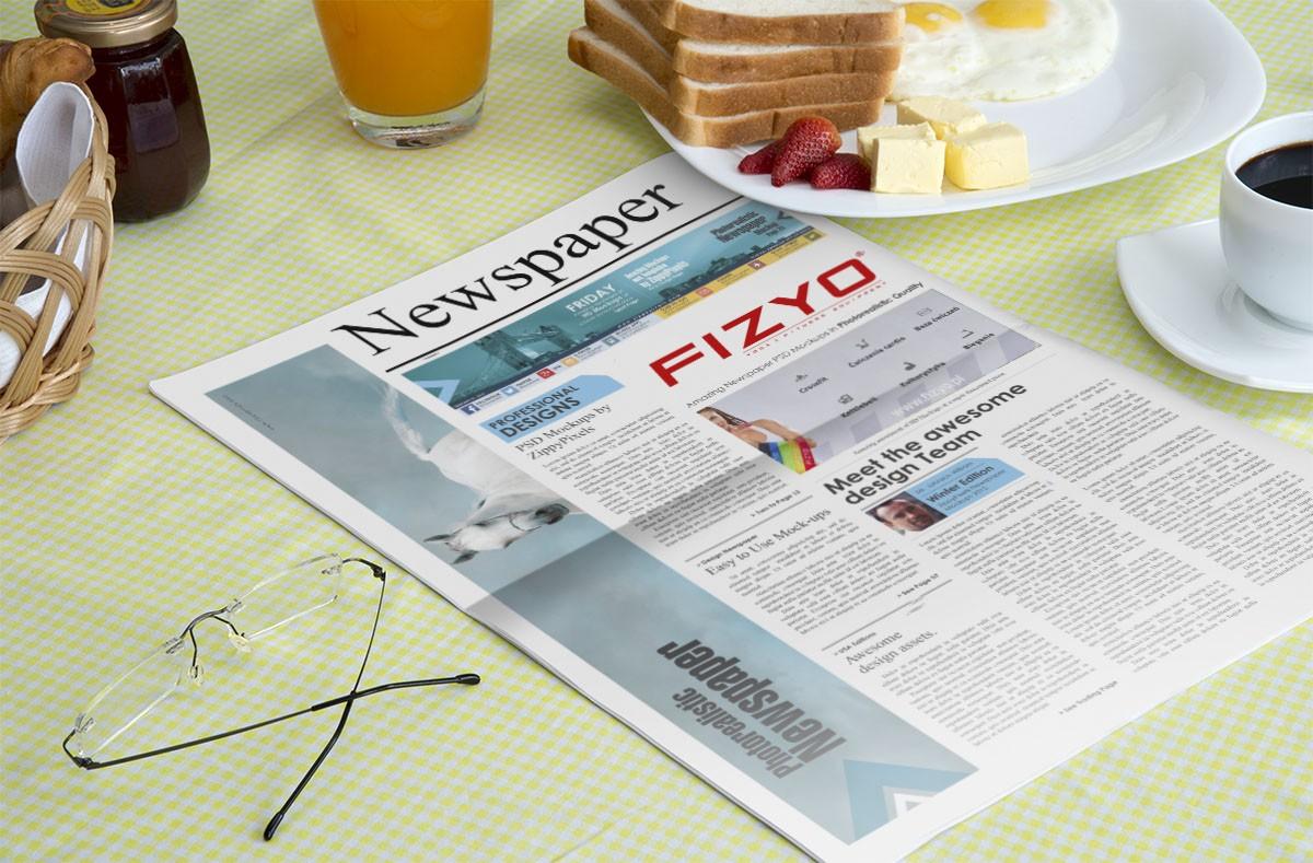 reklama prasowa Środa Wielkopolska